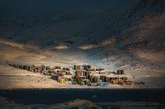 Qinngorput, Nuuk, Greenland.