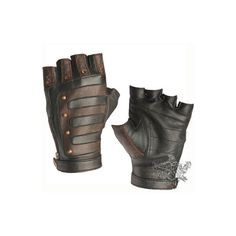 Steam Trunk Revolution Gloves ($130) ❤ liked on Polyvore featuring accessories, gloves, steampunk and steampunk gloves