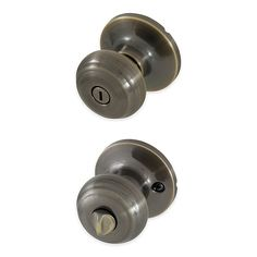 Add elegance to an interior door with Honeywell's Classic Privacy Door Knob, ideal for the bathroom, bedroom or any room that needs a little privacy. Installs easily, all you need is a Phillips screwdriver if the holes are already drilled. Door Knob Lock, Door Knobs, All You Need Is, Privacy Lock, Residential Security, Automotive Locksmith, Phillips Screwdriver, Glass Knobs, Door Locks