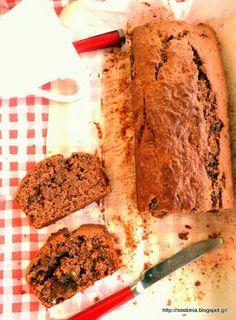 Vegan banana bread with dates, raisins and walnuts Vegan Banana Bread, Vegan Bread, Vegan Cake, Bread Recipes, Vegan Recipes, Recipe Boards, Raisin, Cornbread, Food Inspiration