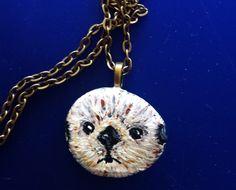 Otter Pendant
