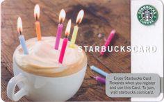28 Best STARBUCKS CARDS ART Images
