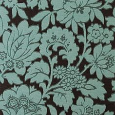 Duralee Aqua/Cocoa 15340-680 Decor Fabric - Patio Lane offers the world renowned collection of decor fabrics by Duralee. 15340-680 Aqua/Cocoa is perfect for upholstery applications. Patio Lane offers large volume discounts and to the trade fabric pricing as well as memo samples and design assistance. We also specialize in contract fabrics and can custom manufacture cushions, curtains, and pillows. If you cannot find a fabric you're looking for, you can visit our Clearwater, Florida…