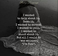 Impossible to tell the truth. Feeling Broken Quotes, Deep Thought Quotes, Quotes Deep Feelings, Mood Quotes, Positive Quotes, Life Quotes, Strong Quotes, Qoutes, Real Quotes