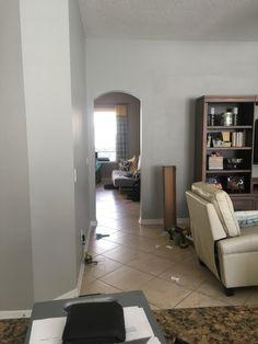 Opening to multi purpose room before Cypress Pine, Multipurpose Room, Oversized Mirror, Furniture, Home Decor, Decoration Home, Room Decor, Home Furnishings, Home Interior Design