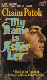 My Name is Asher Lev- Chaim Potok- i so loved this book