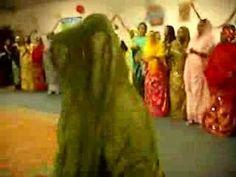 Buranbuur Dance at an arroska (wedding). Somalia