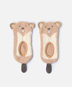 Footie fluffy castor - Novedades - Tendencias AW 2016 en moda de mujer en Oysho…
