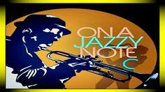 Bebop swing jazz music + Optical flares animation