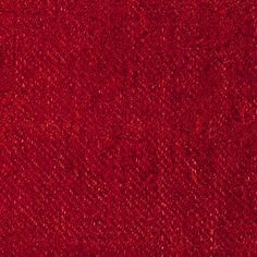 ANICHINI Fabrics | Twill Red Hand Loomed Silk - a red silk fabric