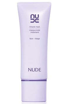Best Winter Face Masks: Nude Miracle Mask - Best For: All skin types. How It Works: Like the name implies, this exfoliating mask makes you feel like you've been given a new complexion. Natural alpha hydroxy acids & rice beads dissolve dead skin & debris, revealing baby smooth skin underneath. $48.