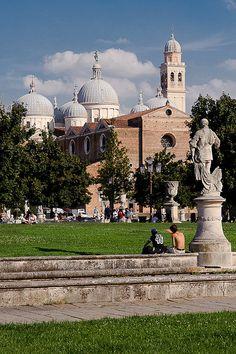 Santa Giustina - Padua, Veneto, Italy