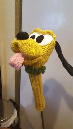 164 Best Crocheted Knitted Golf Club Covers Images In 2019