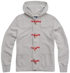 """Sweatshirt inspired by the """"Montgomery"""" style."""