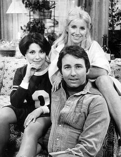 Three's Company... One of my absolute favorite shows growing up!! Seriously loved John Ritter!!