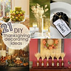 Thanksgiving decorating roundup… « Blog « Pearl
