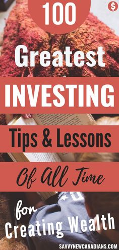 Want to become rich? These are the best investing tips and lessons you will ever need to become wealthy. Want to make real money in the financial markets and reach financial freedom? Check out this post now! l stock market investing tips l retirement tips | how to invest | save for retirement | what to know about investing | investment | financial freedom | frugal living | pay off debt | knowledge #investingmoney #investing101 #financetips