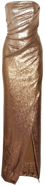 Love this: Modern Icons Dégradé Sequined Jersey Gown DONNA KARAN NYC dressmesweetiedarling