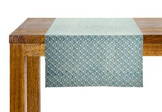 Arches Block Printed Table Runner by Suraaj Linens