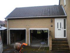 Dormer extension over garage conservatories and orangery for Garage extension plans