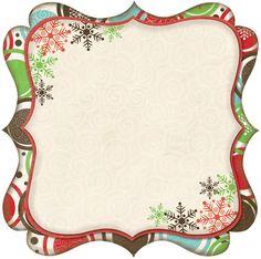 Bo Bunny Press - Tis The Season Collection - Christmas - 12 x 12 Die Cut  Paper - Tis The Season Chorus 46d5519e5a9f