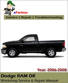 2008 dodge ram repair manual