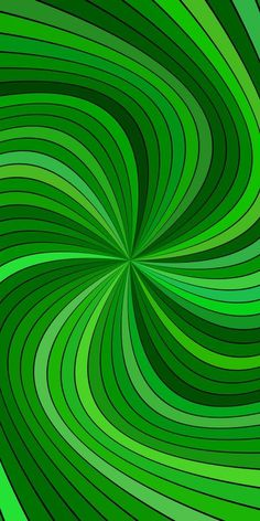 Green hypnotic abstract vortex background - vector graphic design with curved rays Iphone Wallpaper Green, Phone Screen Wallpaper, Rainbow Wallpaper, Purple Wallpaper, Textured Wallpaper, Cellphone Wallpaper, Blue Texture Background, Rainbow Background, Vector Background