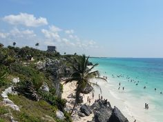 Escape To Tulum, A Popular But Pristine Mexican Oasis On The Caribbean Sea: Gothamist