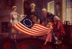 Old American Flag Is The Left's New Symbol Of 'Hostility And Hate'