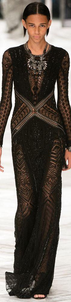 MILAN FASHION WEEK......ROBERTO CAVALLI Spring 2014 Ready-To-Wear