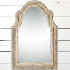 Decorative Arched Wall Mirror