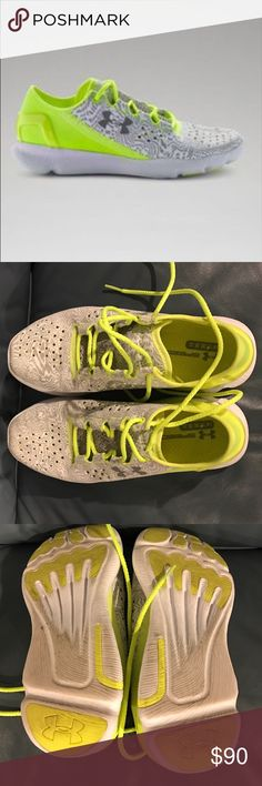 Under Armour Speedform Running Shoes Under Armour Speedform Running Shoe, only worn twice. Excellent Condition Under Armour Shoes Athletic Shoes
