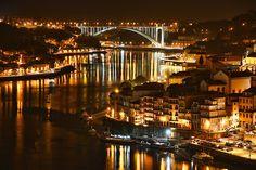 Os mais belos miradouros portugueses - Miradouro da Serra do Pilar, Vila Nova de Gaia, Porto