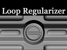 Script: http://www.scriptspot.com/3ds-max/scripts/loop-regularizer Edit Poly…