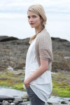 scarborough shrug - $6.00 : Quince and Company, American Wool Yarn