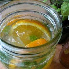 Agua verde para acelerar el metabolismo | Recetas para adelgazar