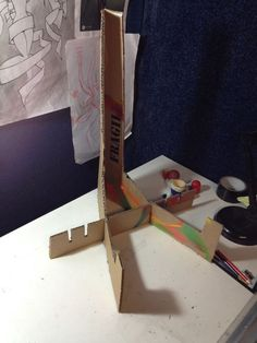 Picture of No budget table top easel