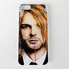 buggy S.K.R 『Kurt Cobain』 #TSHIRT #TEE #buggy #SKR #Altopino #KurtCobain #iPhonecase