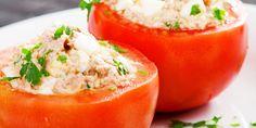 tomates thon oeuf
