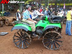2006 HighLifter ATV Mud Nationals - Mud Creek Off Road Park ...