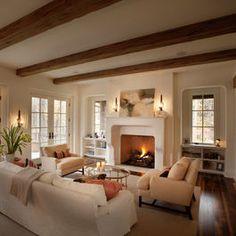 Living/Dining Room Combo: Jackson Penthouse / Roof Deck, San Francisco - contemporary - living room - san francisco - De Meza + Architecture