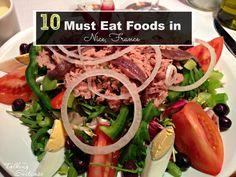 Must Eat Foods in Nice, France
