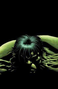 Hulk by Mike Deodato junior