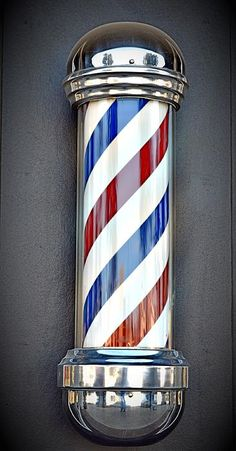 The Barber Pole by Trisha Buchanan