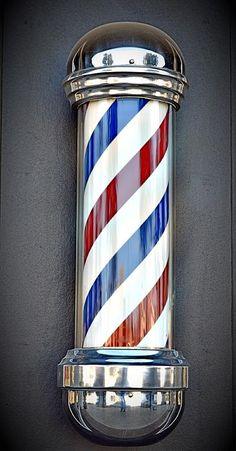 The Barber Pole by Trisha Buchanan