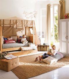 Bedroom For Little Adventurers