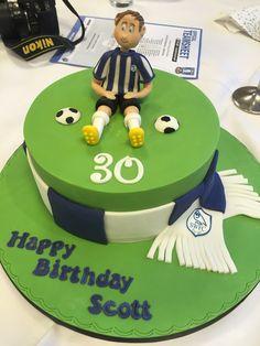 Sheffield Wednesday Fc, Birthday Cake, Desserts, Food, Tailgate Desserts, Birthday Cakes, Deserts, Meals, Dessert