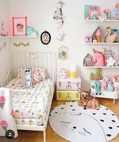 ? ?? ??????? ?????? ? ????????! ?????? @barbysheff_design ???? ?????? ??????? ?????? ???? · Little Girls Room Decorating Ideas ToddlerSmall ...  sc 1 st  Pinterest & Cute Ideas to Decorate a Toddler Girlu0027s Room | Pinterest | Toddler ...