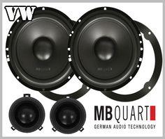 VW Sharan I 1995 - 2010 car speaker best in test under 120 Euro from MB Quart German car audio speakers Volkswagen New Beetle, Radios, Vw Sharan, High Quality Speakers, Passat B5, Vw Cars, Loudspeaker, Car Audio, Car Accessories