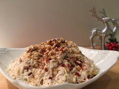 Yılbaşı Menüsü: Çerkez Tavuğu - Pratik Yemek Tarifleri - Melis'in Mutfağı - YouTube